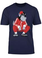 Nu Pagadi Gopnik Weinachten Wolf Russland Shirt Geschenk