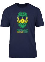 Football Is Everything City Of Norwich Lion Pride Retro T Shirt