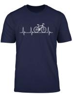 Rennrad Fahrrad T Shirt Radfahrer Biker Geschenk Shirt