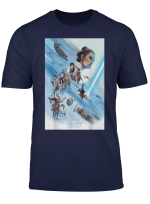 Star Wars The Rise Of Skywalker Resistance Poster T Shirt
