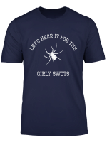 Lady Hale Spider Brooch Lets Hear It For Girly Swots T Shirt