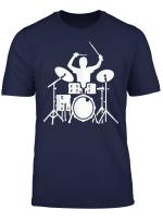 Drummer Drums T Shirt