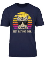 Katzen Shirt Fur Herren Best Cat Dad Ever Bester Katzenpapa