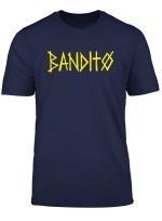Top Bandito Twenty One T Shirt