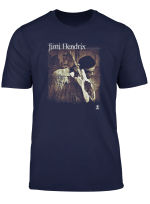 Jimi Hendrix Live At Woodstock T Shirt T Shirt