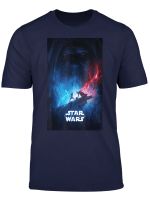 Star Wars The Rise Of Skywalker Poster T Shirt