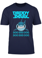 Daddy Shark T Shirt Doo Doo Doo Father S Day Gift Shirt