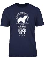 Bearded Collie Schutzengel Hunde T Shirt Hund Shirt Geschenk