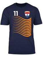 Netherlands Soccer Jersey Womens World 2019 Cup France T Shirt