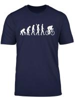 Evolution Cycling T Shirt