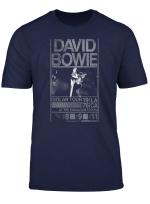 David Bowie Isolar Tour T Shirt