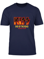 End Of The Year Kiss Road Tour 2019 Shirt Gift For Men Women T Shirt