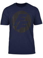 Fast Furious Negative Space Circle Logo T Shirt