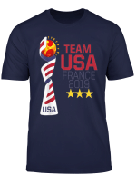 Usa Women Soccer Team Shirt France 2019