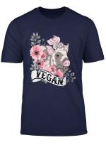 I Don T Eat My Friends Girls Pig T Shirt Vegan Vegetarian
