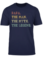 Papa S New Favorite Shirt The Man The Myth The Legend T Shirt