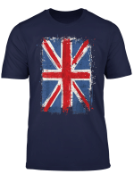 United Kingdom Great Britain British Flag Men Women Tshirt T Shirt