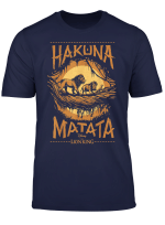 Disney Lion King Simba Timon Pumba Hakuna Matata T Shirt