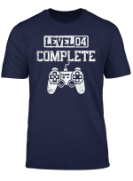 Level 4 Complete Vintage T Shirt Celebrate 4Th Wedding