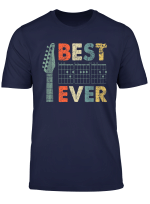 Dad Chords T Shirt Best Dad Ever Guitar Shirt T Shirt