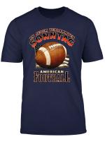 American Football Manner Shirt An Jedem Verdammten Sonntag