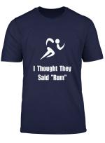 Rum Runner Funny T Shirt T Shirt