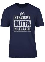 Straight Outta Nilfgaard Witcher Wizard Phantasy T Shirt