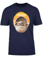 Star Wars The Mandalorian The Child Awakens T Shirt