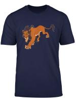 Disney The Lion King Scar Prowling T Shirt