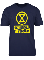 Extinction Rebellion To Save Earth T Shirt