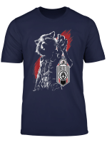 Marvel Avengers Endgame Rocket Portrait Graphic T Shirt