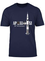 Apollo 11 50Th Anniversary Moon Landing Science Lover Shirt