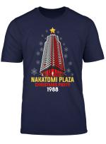 Nakatomi Plaza Christmas Party Funny T Shirt