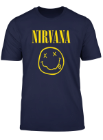 Nirvana T Shirt Rock Band For Men Women Youth