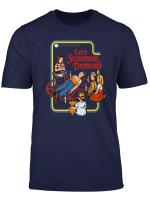 Funny Let S Summon Demons Activities Children T Shirt