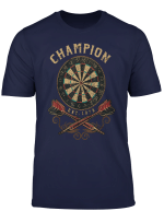 Dart Sports Champions Favorite Piece For Fans Pros Dart T Shirt