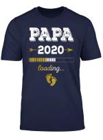 Papa Loading 2020 Geschenk Fur Den Zukunftigen Papa T Shirt