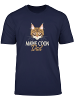 Herren Maine Coon Dad I Rassekatze Katzenfreund Katze Kitten Katzen