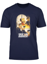 Threat Level Midnight T Shirt