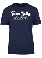 Team Kelly I Wiedervereinigung Geschenk Fur Familien T Shirt