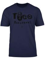 Lebron Taco Tuesday T Shirt