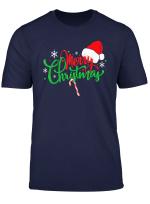 Merry Christmas Lustiges Weihnachten Geschenk Damen Herren T Shirt