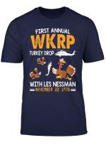 Wkrp Turkey Drop T Shirt