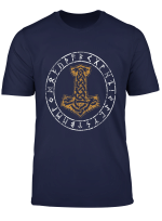 Mjolnir Shirt Hammer Of Thor T Shirt