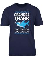Grandpa Shark Shirt Grandpa Shark Doo Doo Gift T Shirt