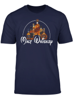 Malt Whiskey Shirt Funny Gift Idea Pun Logo Parody T Shirt