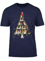 Cavalier King Charles Spaniel Christmas Tree X Mas Gift T Shirt