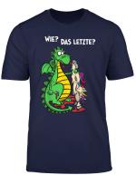 Wie Das Letzte T Shirt Totes Einhorn M Drache Fun