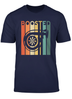 Boost Turbo Car Boosted Turbocharger Auto X Retro Race Ricer T Shirt