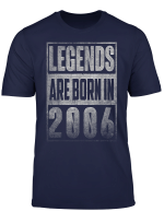 Legends Born In 2006 Straight Outta Gift For 13 Years Old